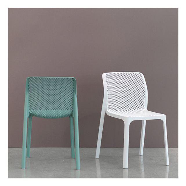 Chaise de jardin moderne et confort Bit | Tables