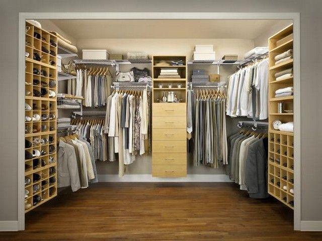 Best rubbermaid walk in closet storage design ideas pictures