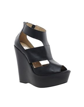 River Island: Eager Platform Wedges