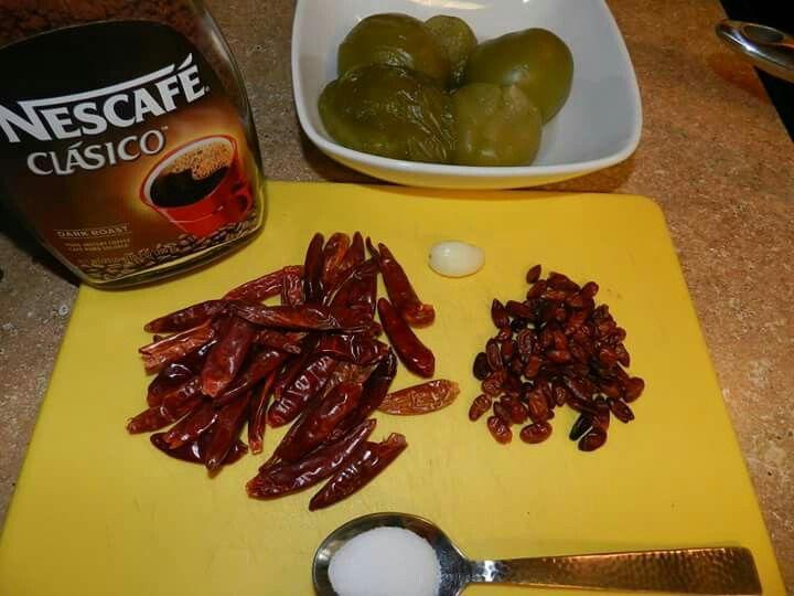 Salsa Tlaquepaque Funny Food Recetas Salsas Y Recetas