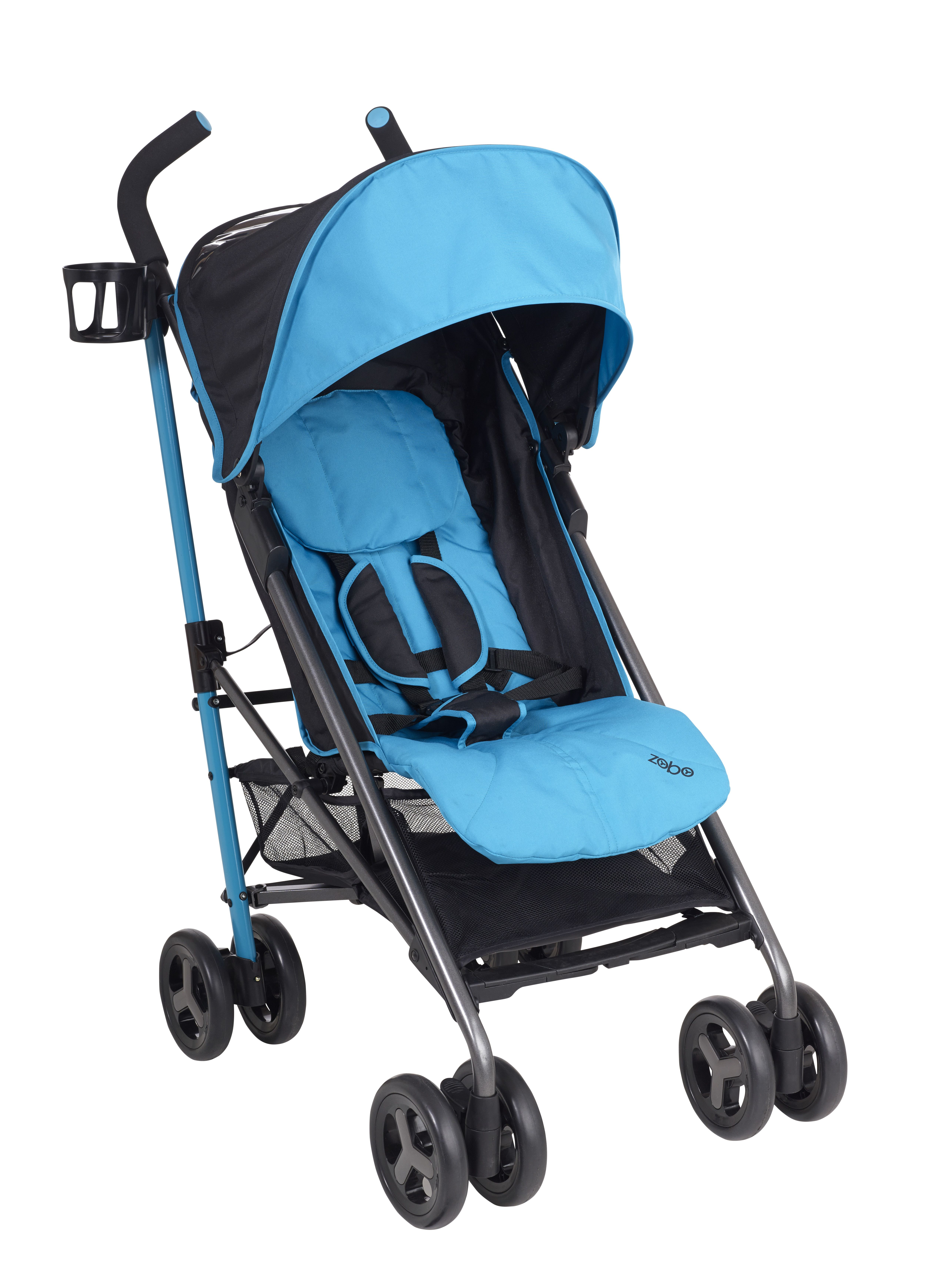 Let your little one enjoy a smooth, comfortable ride in