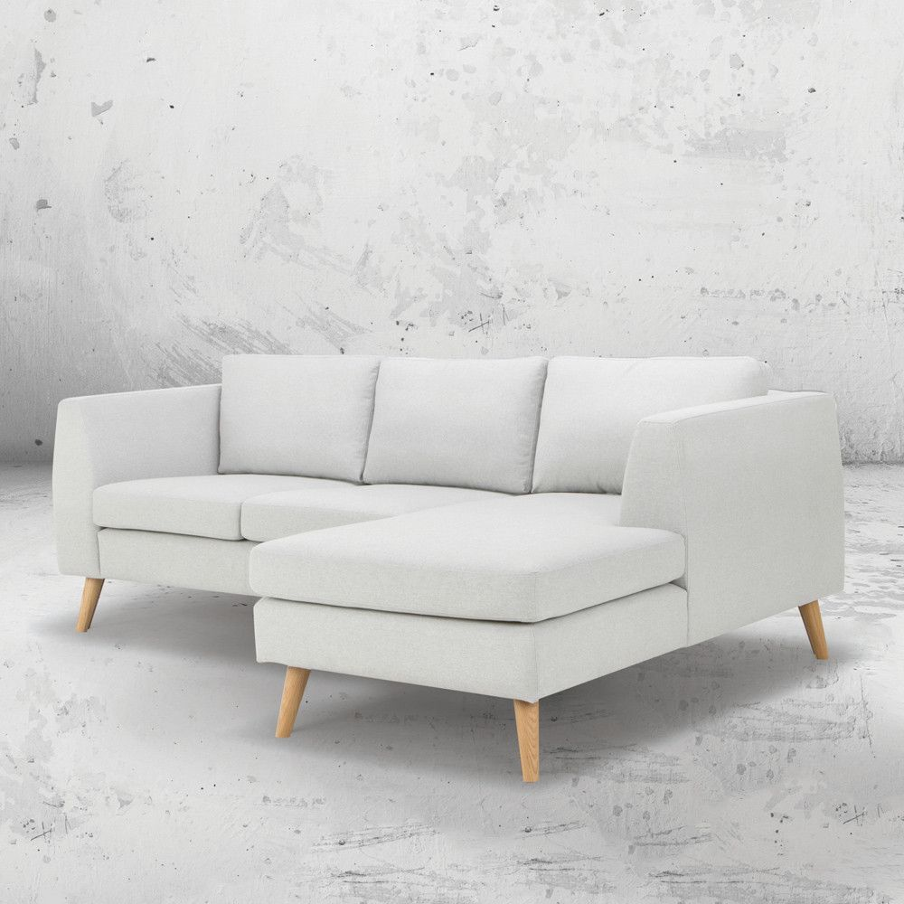 Homesick Light Grey Corner Sofa | Sofas | Furniture   Me And My Trend