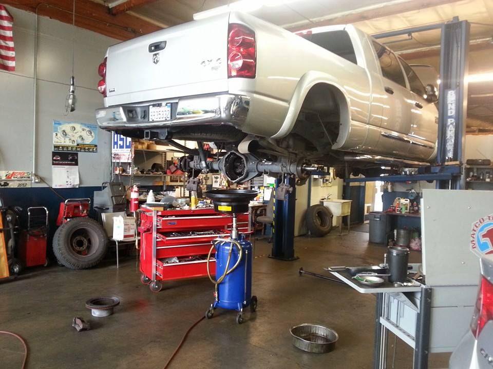 Nolan's Auto Services Auto repair shop in Fullerton
