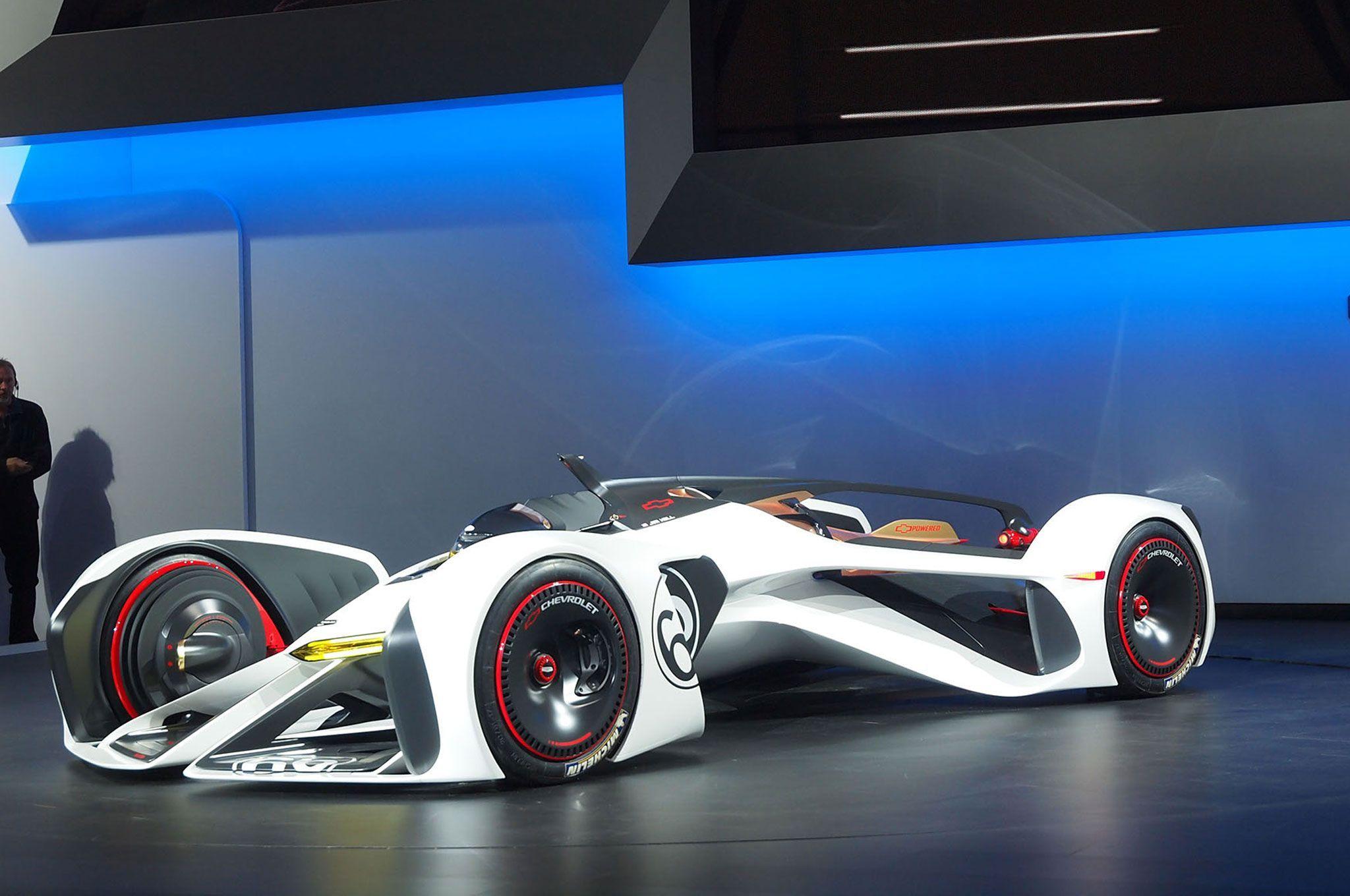 2014 Chevrolet Chaparral 2x Vgt Concept Concept Cars Futuristic