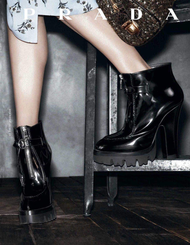 Prada Campaign F-W 2013-2014