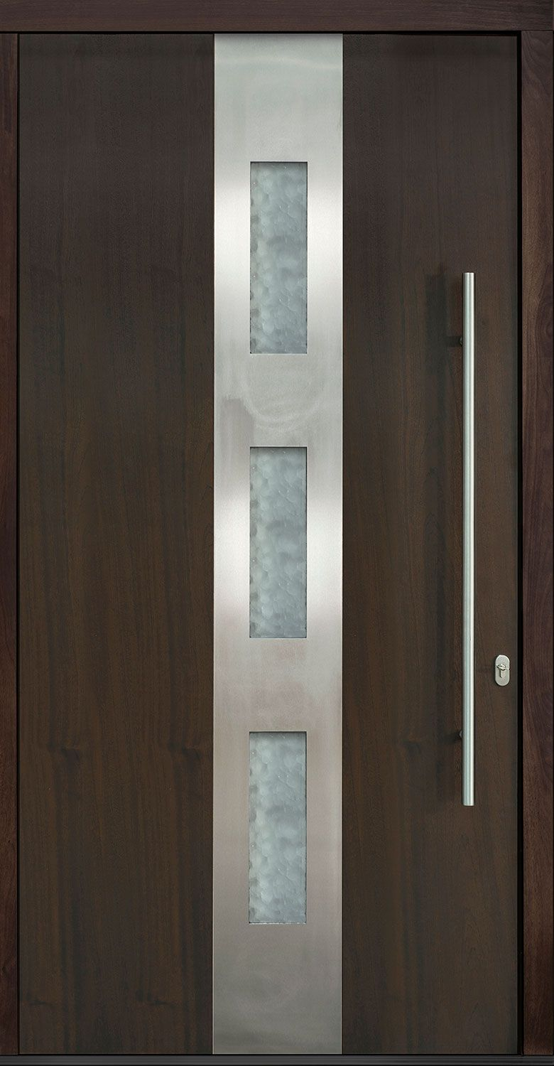 Custom Entry Door Classic Collection Single With 2 Sidelites Gd 201pw 2sl F In 2020 Custom Front Doors Custom Entry Doors Entry Doors