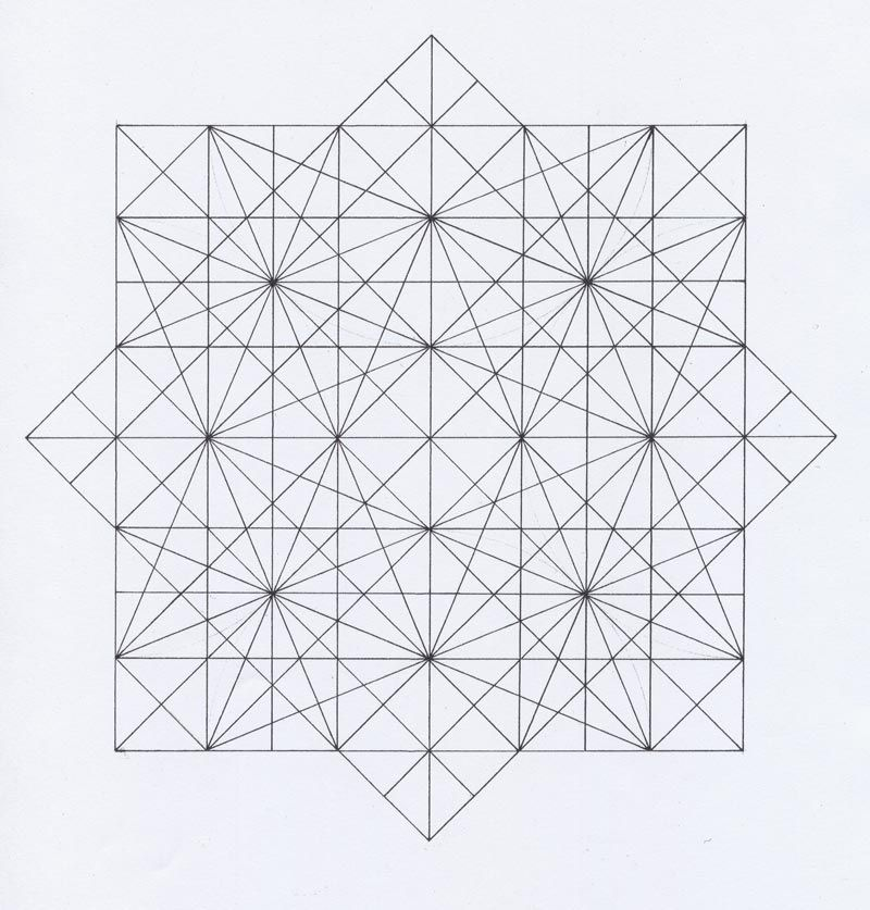 Mark A Reynolds » The Octagon in Leonardo\u0027s Drawings 605 in 2018