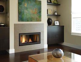 Regency Horizon HZ30E modern gas fireplace - modern - fireplaces - Regency Fireplace Products