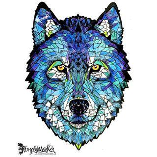 Ideas Pinterest Wolf Tattoo Design Tattoos And
