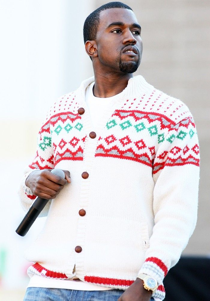 The Top 5 Celebrity Ugly Christmas Sweater Moments | Michealmas ...