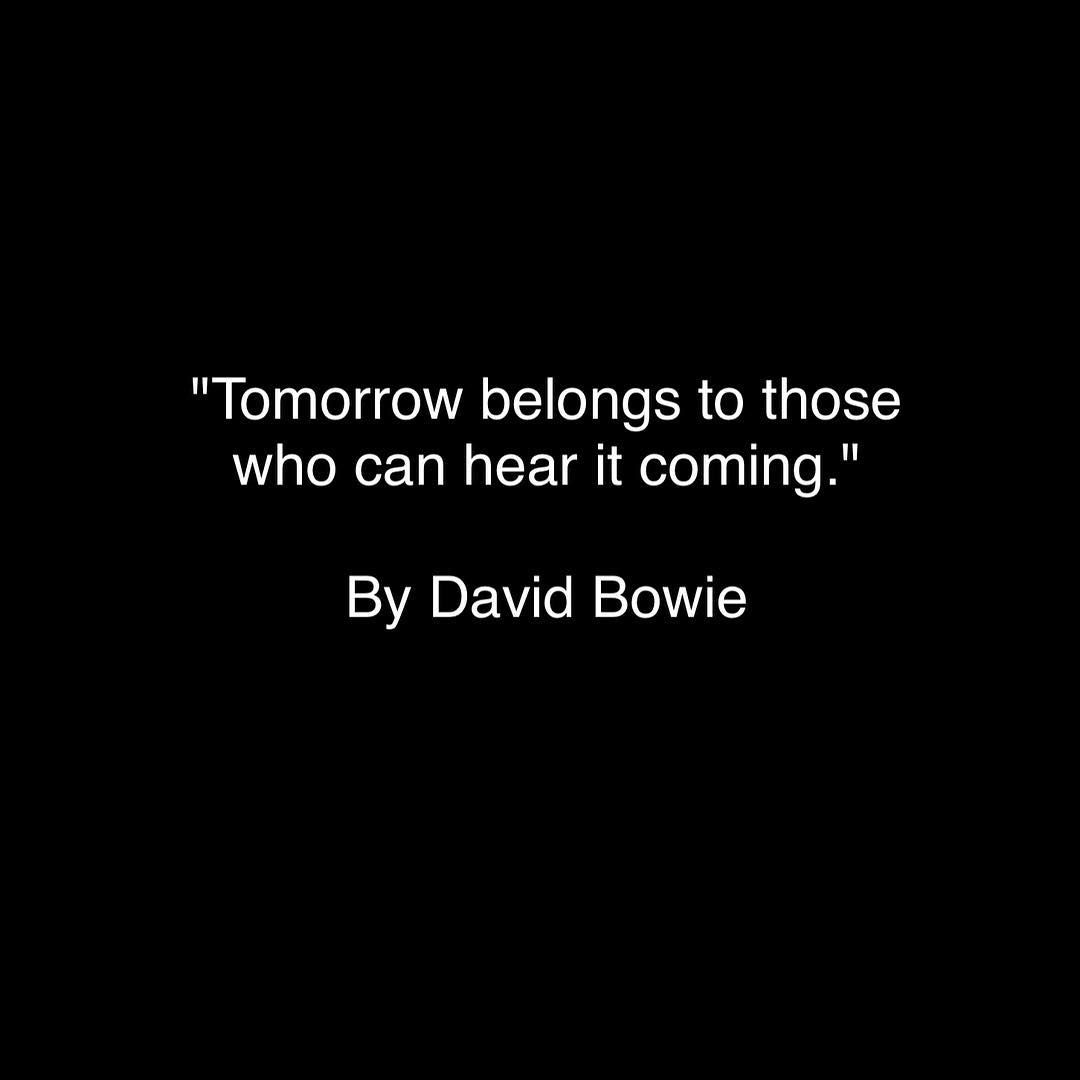 Rest In Peace. His music lives within us forever.  #musiclegend #davidbowie  65 W Houston St, NYC NY 10012. (212)358-8484. ny@tricofield.net