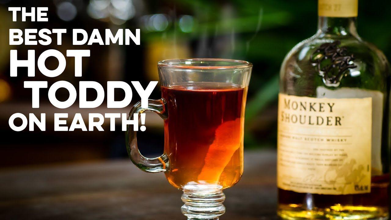 Toddy Drink, Hot Toddy