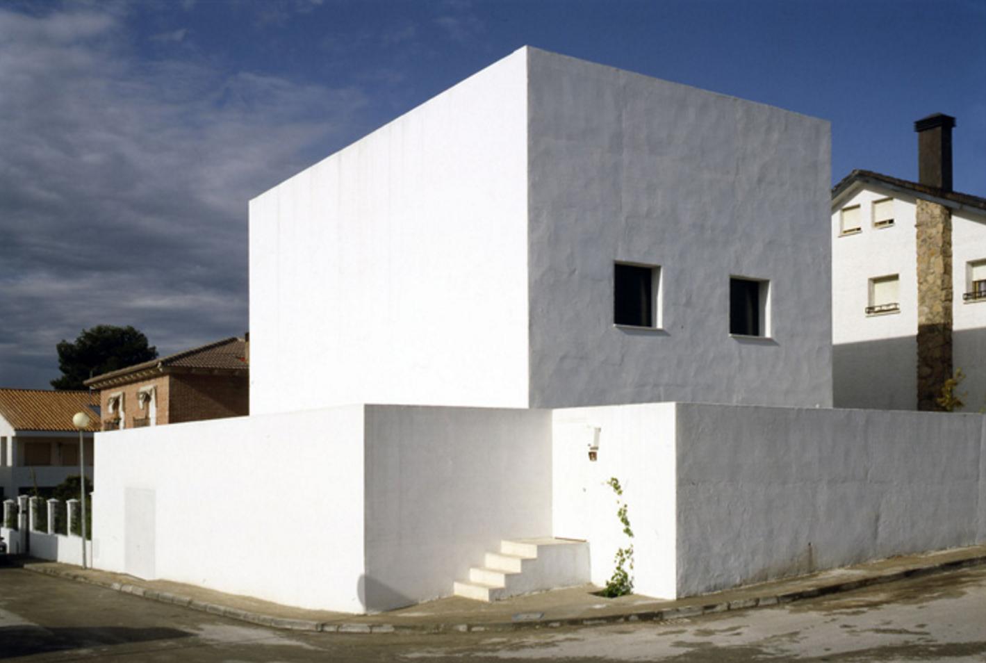 Domus aurea residence in mexico by alberto campo baeza bvs 169 - Garcia Marcos House By Alberto Campo Baeza
