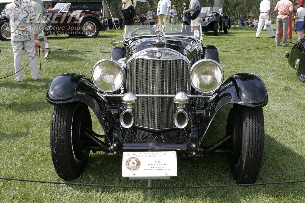 1931 MercedesBenz SSK Sport 2(画像あり) 大塚康生, 大隅