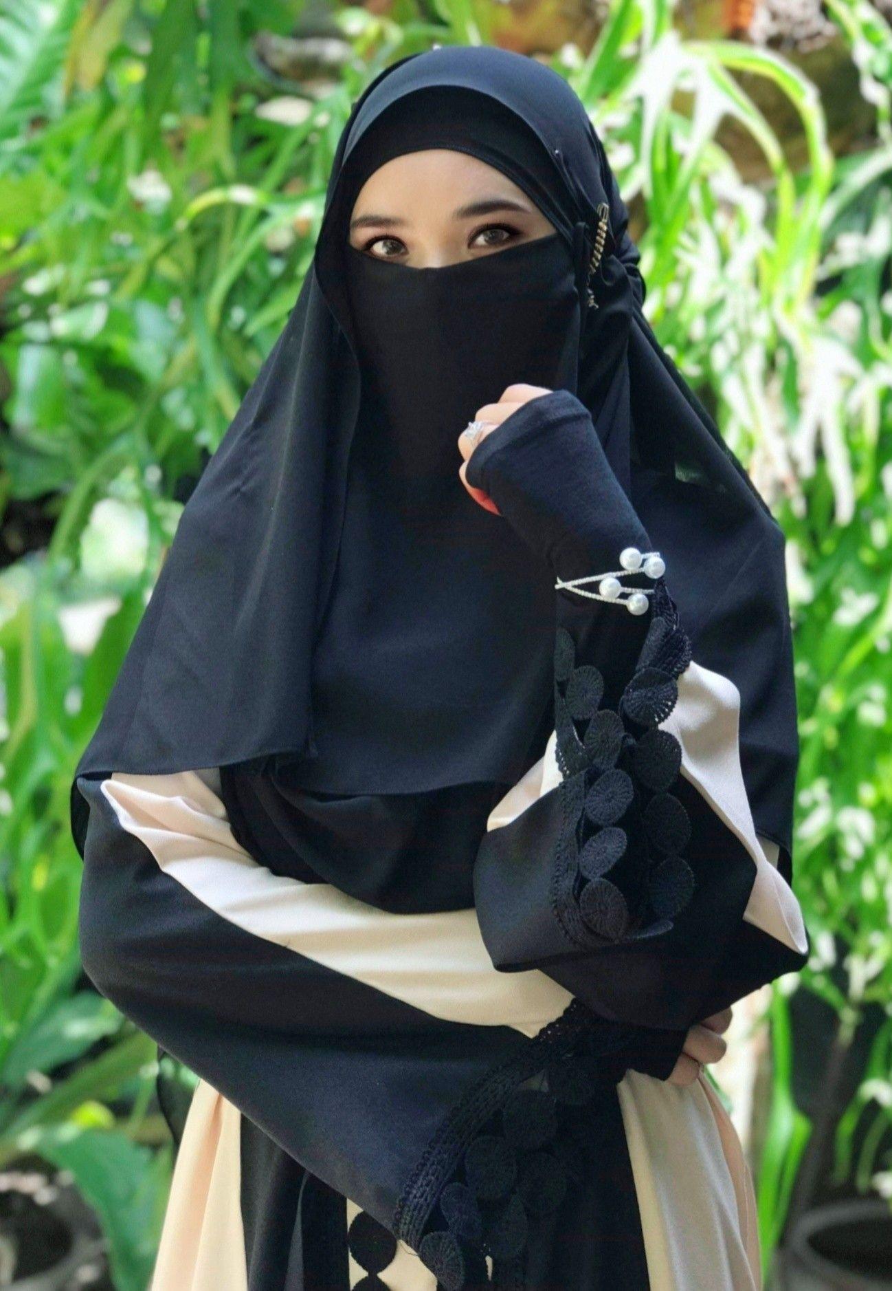 #Muslimah #Thailand | Niqab, Niqab muslimah, Niqab girls