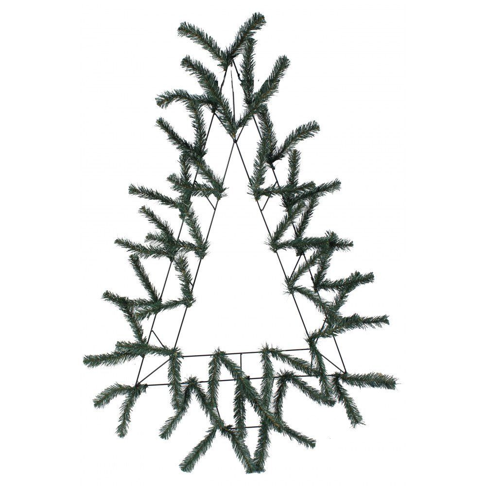 36 Kd Open Work Wall Tree Form Green Deco Mesh Projects