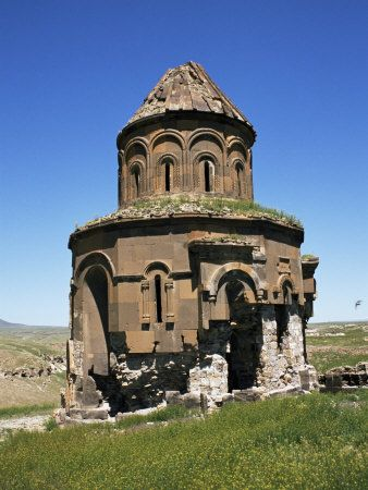 Ancient Ani in Eastern Turkey on Armenian border
