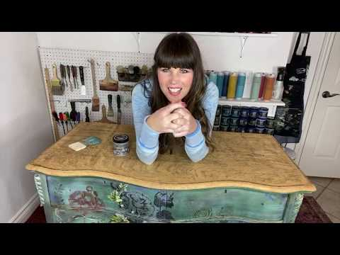 ❤️Live How to Create a Barn Wood Finish Using DIY Paint's Grey Patina - YouTube #painting #theturquoiseiris