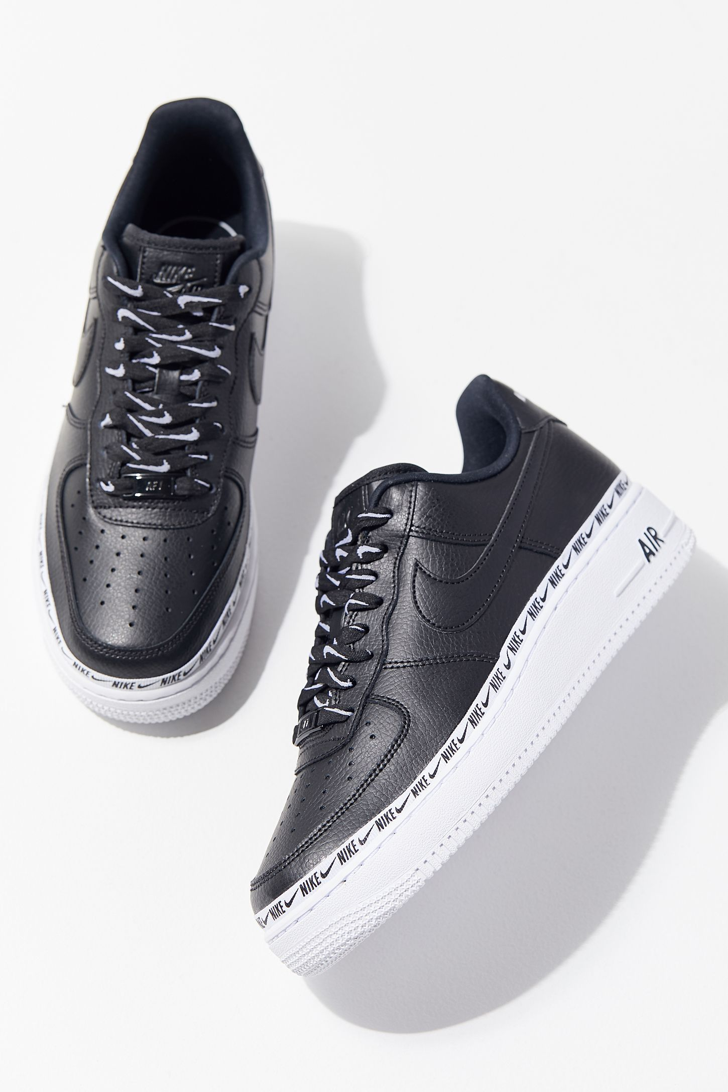 Slide View  6  Nike Air Force 1  07 SE Premium Overbranded Sneaker c355bedde