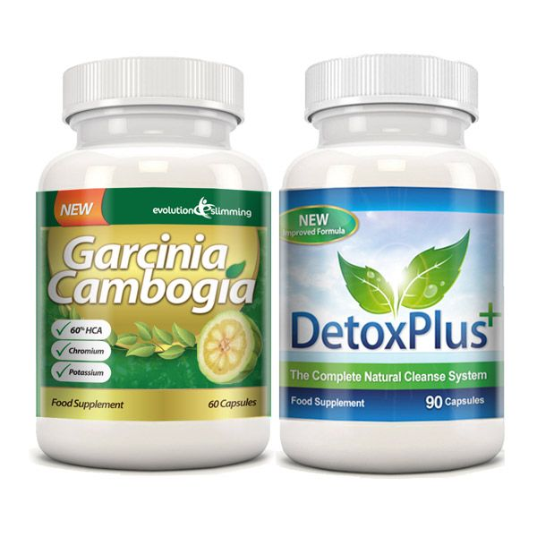 Garcinia Cambogia Detox Cleanse Combo Review Get A Leaner Body