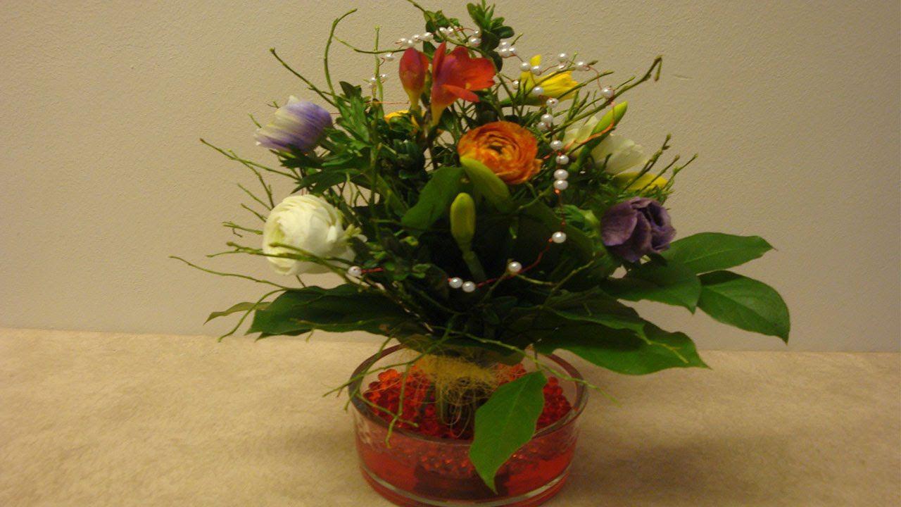 blumen dekoration flower arrangements diy blumengestecke blumen blumen gestecke und dekoration. Black Bedroom Furniture Sets. Home Design Ideas