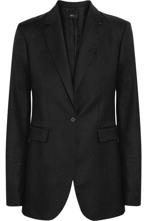 Joseph Laurent Super 100 wool-twill blazer