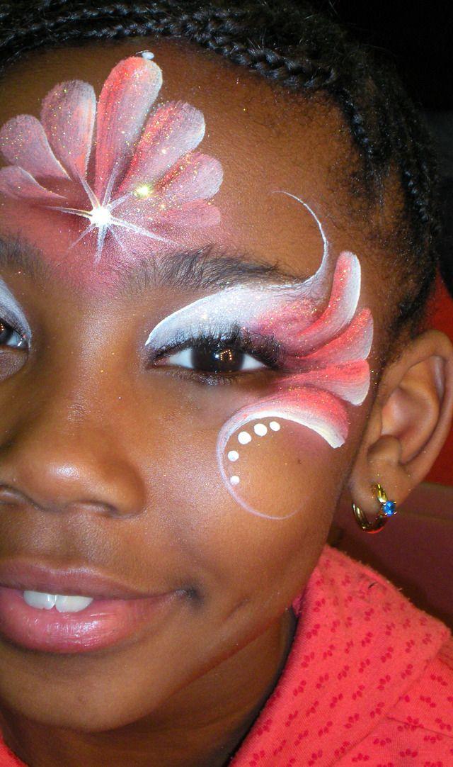 Princesse Maquillage papillon, Modèles de maquillage