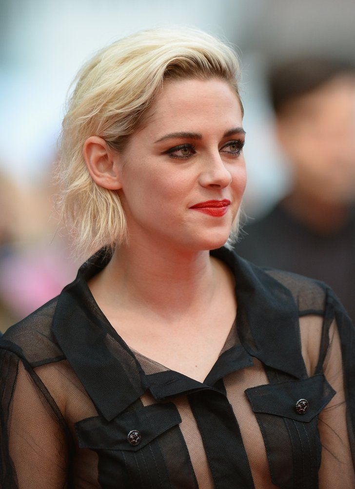 Pin for Later: Every Single Gorgeous Beauty Look From This Year's Cannes Film Festival Kristen Stewart