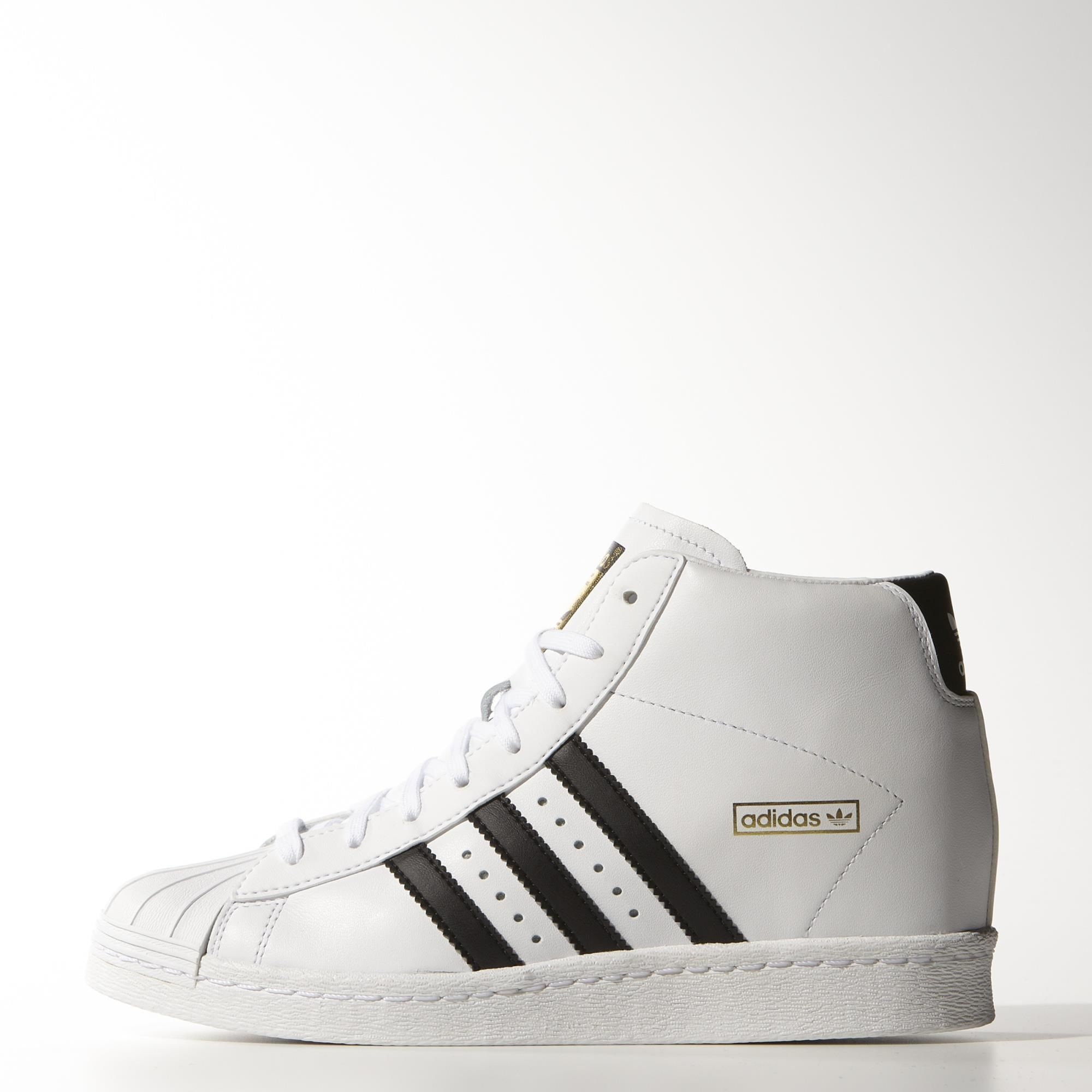 best service fe4ef f6931 adidas - Tenis Originals Superstar Up Mujer