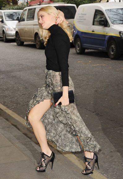 V-Day fashion ideas from Pixie Lott
