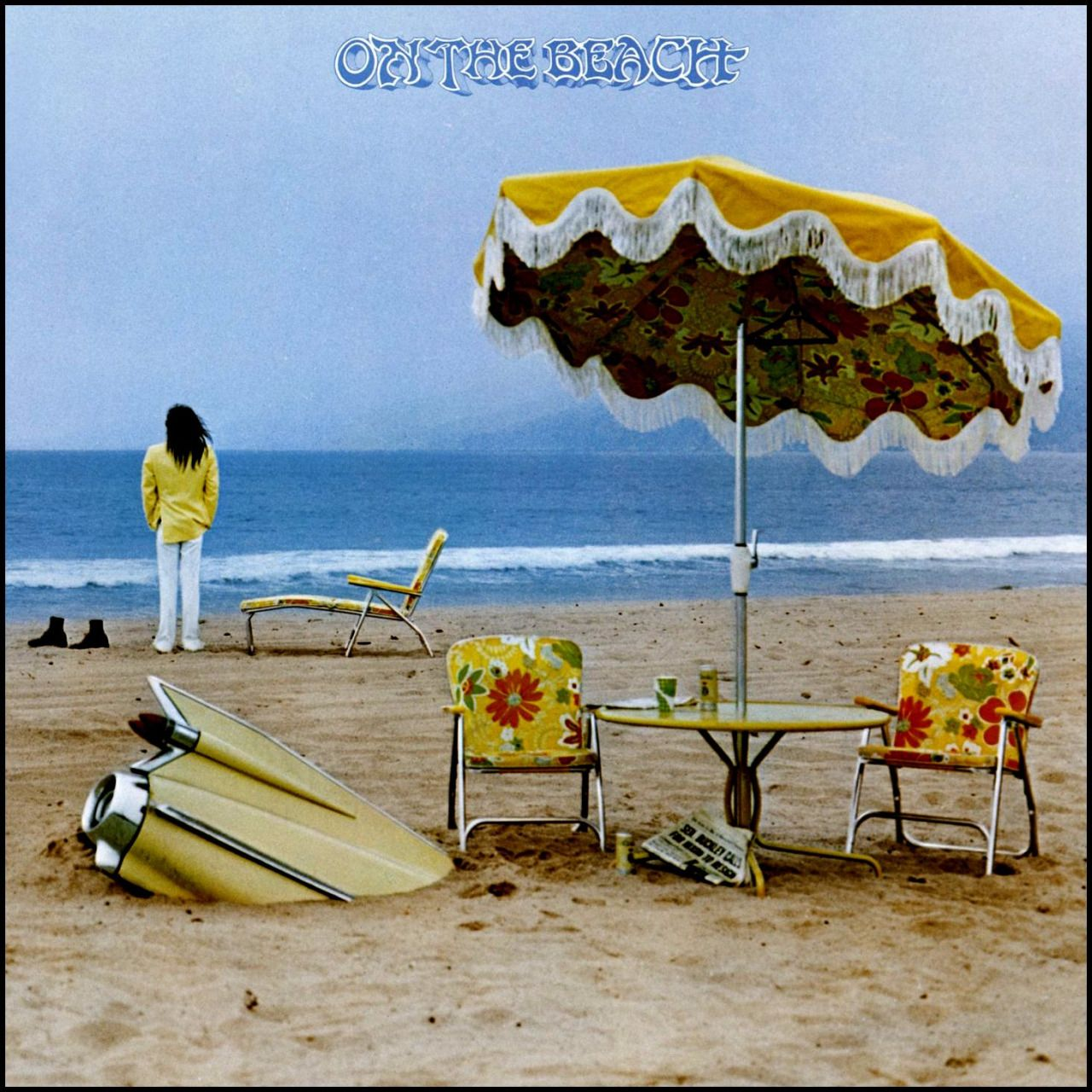 Neil Young | Neil young, Album cover art, Cover art