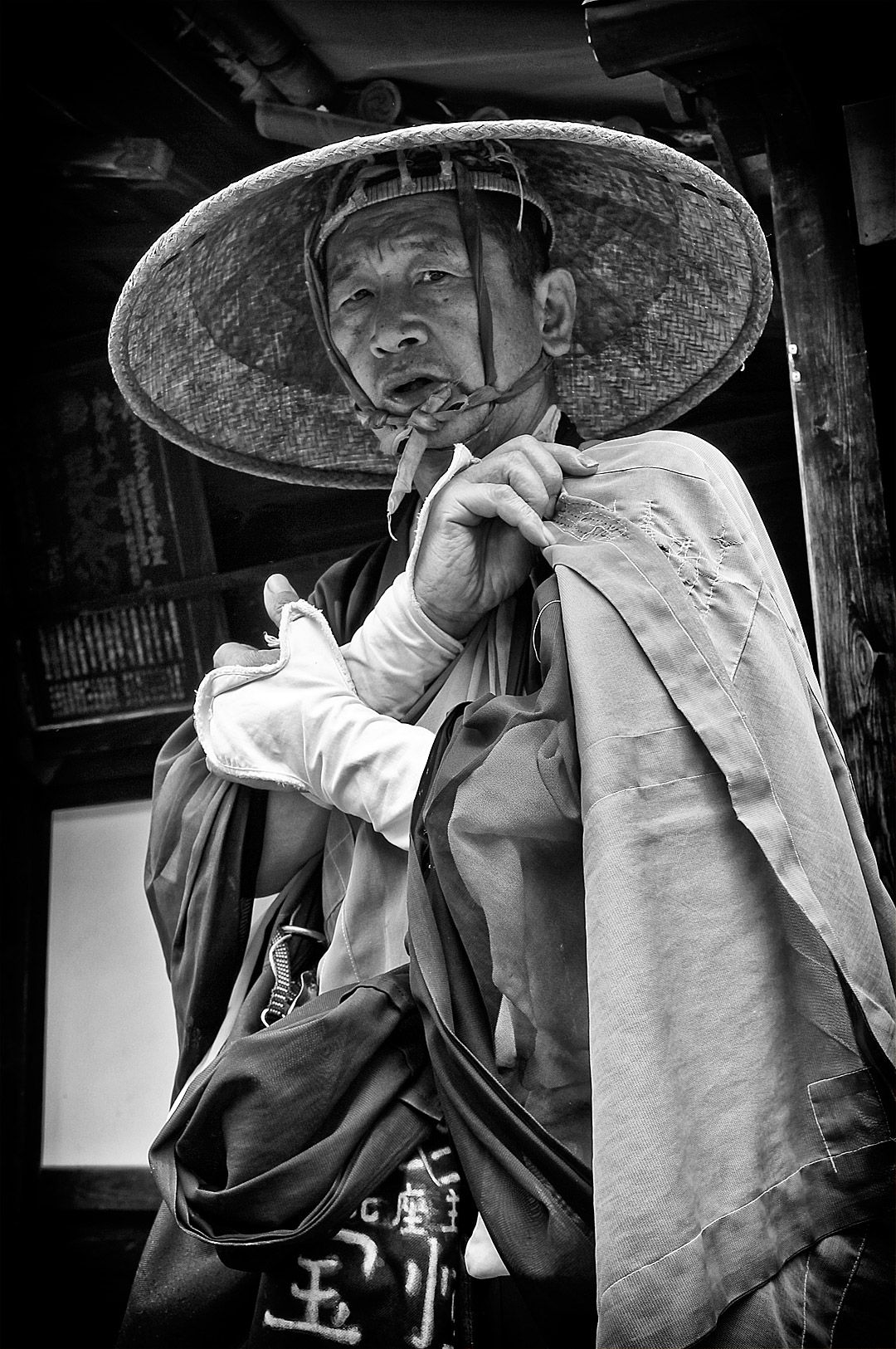 Humble Monk, Kyoto, JP