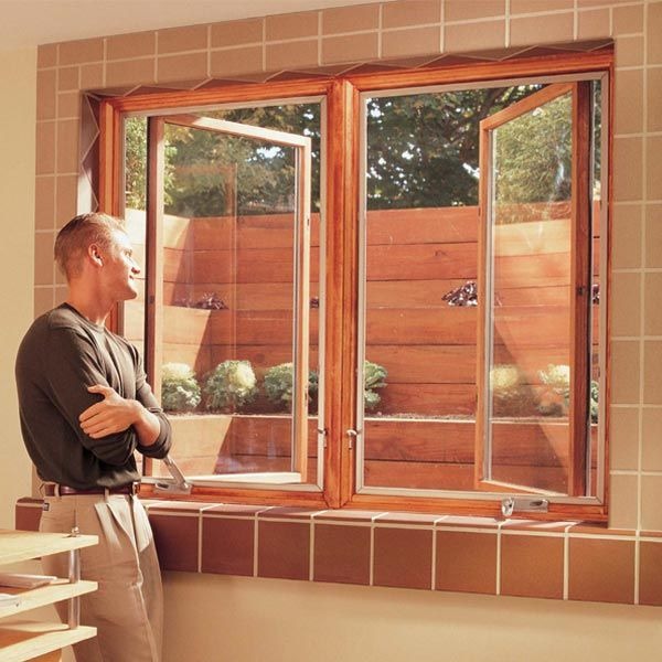 How To Install Basement Windows And Satisfy Egress Codes Basement Remodeling Basement Windows Basement Window Well