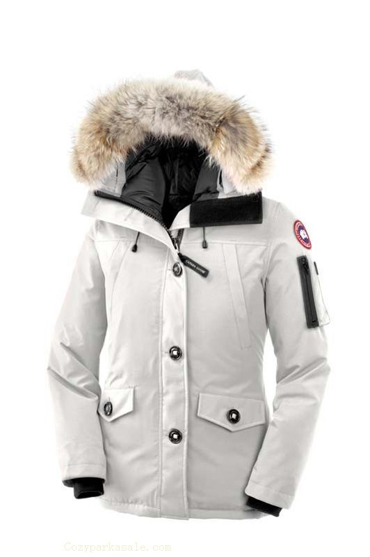 a51bd39fb0 Canada Goose Montebello Parka Women White With Fast Delivery -  279 ...