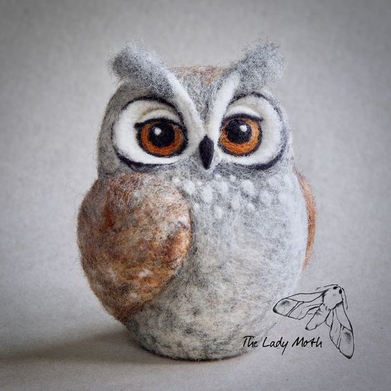 Wildlife - My Inspiration #needlefeltedanimals