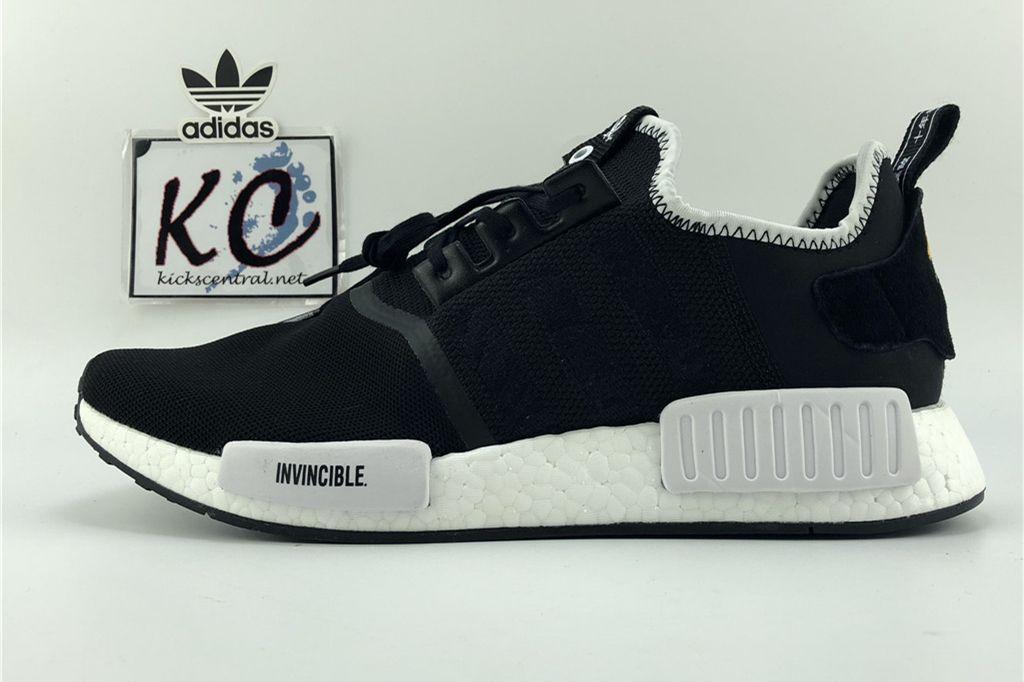 8096c458c0d03 NEIGHBORHOOD x Adidas Originals NMD x INVINCIBLE CQ1775