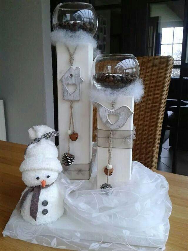 Dekoration vierkantholz weihnachtsideen vierkantholz for Weihnachtsideen dekoration