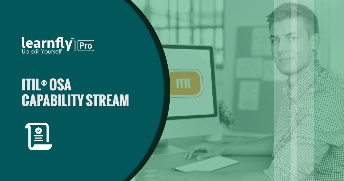 Itil Osa Capability Stream Itil Osa Capability Stream Course