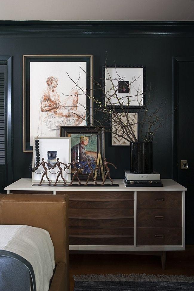 Bradley odom our latest interior designer crush also wall decor rh pinterest