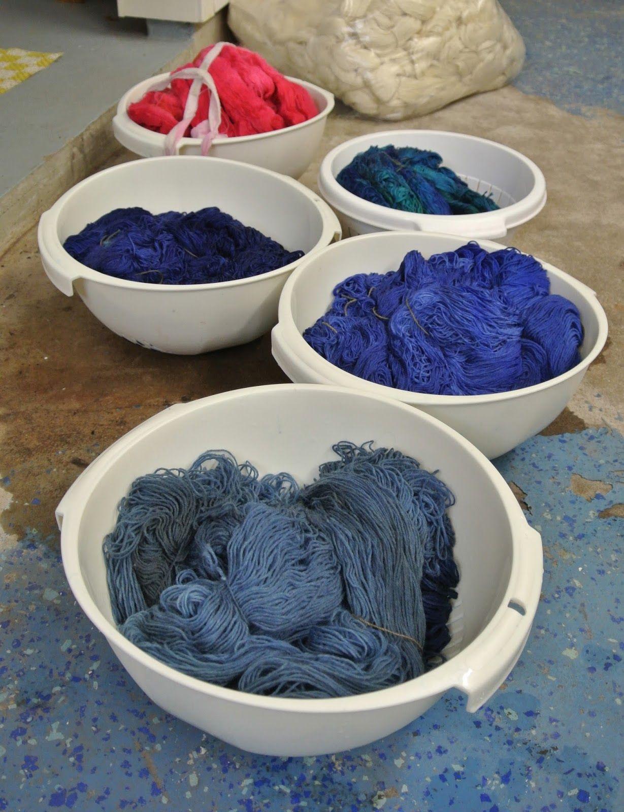 tantkofta: om att färga garn: teknik del 1   pyssel   pinterest   om