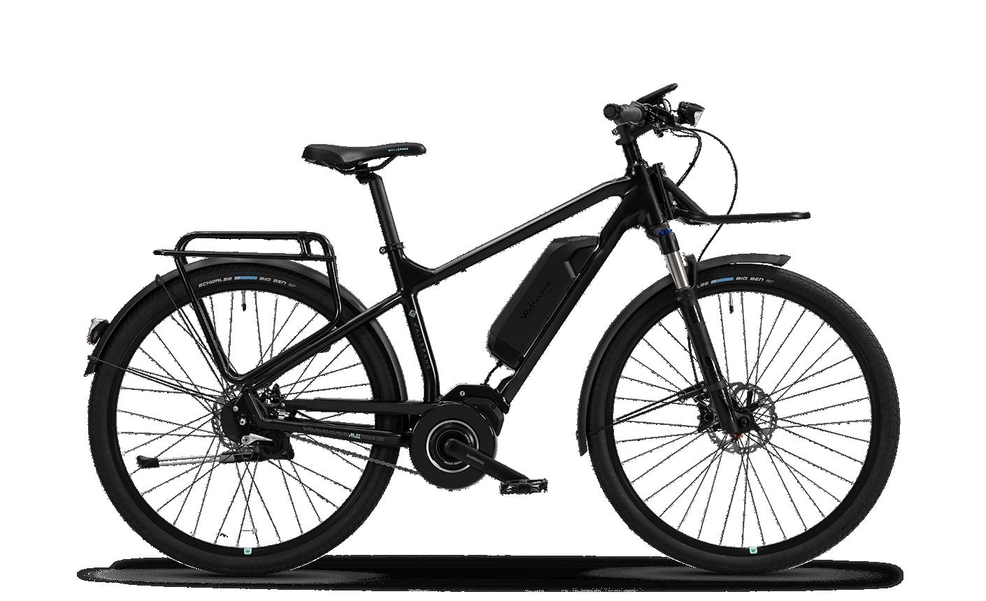 Swedish Made Modular E Bike Combining Scandinavian Sporty Design