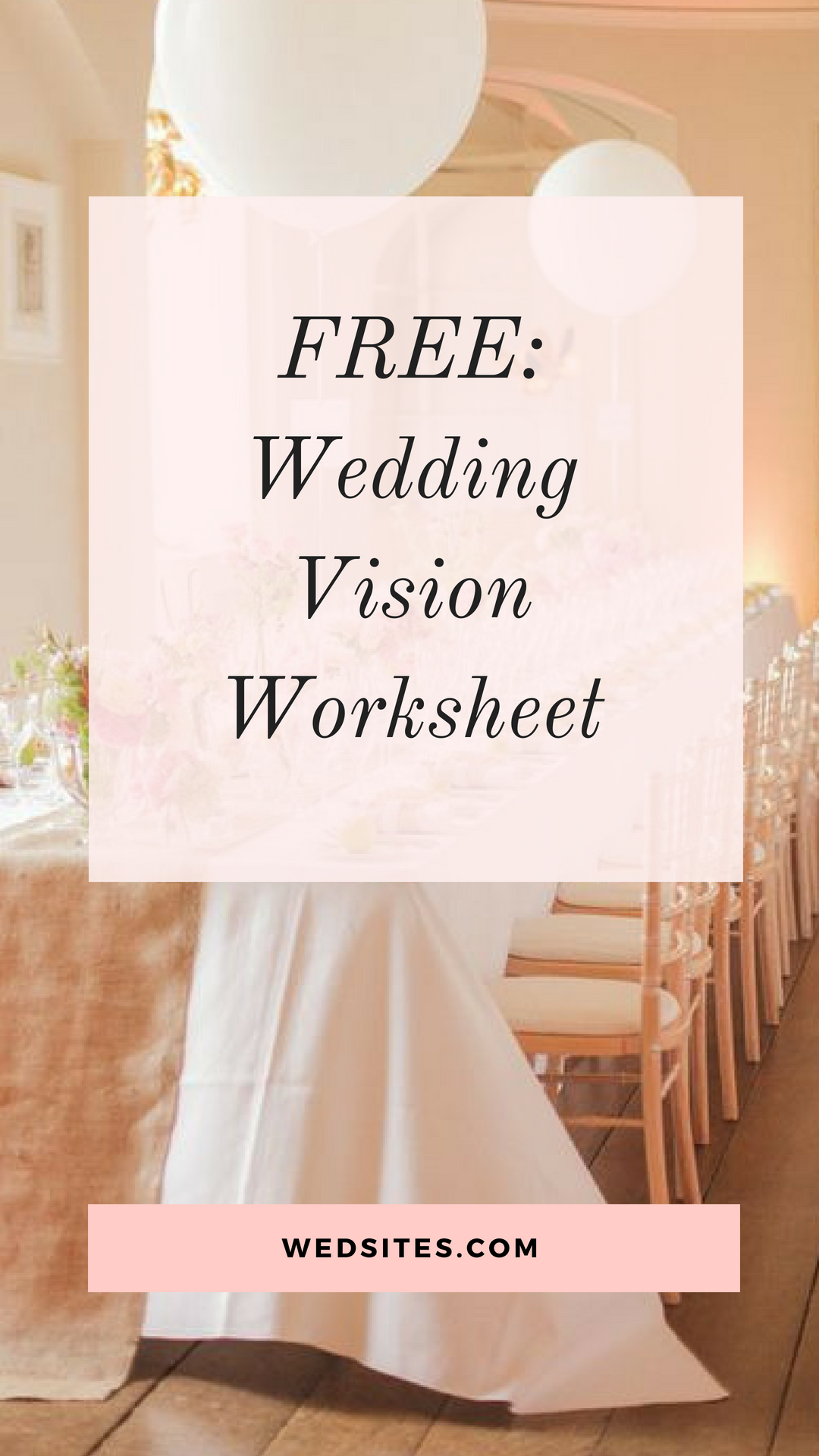 To Start Defining Your Wedding Vision You Should First