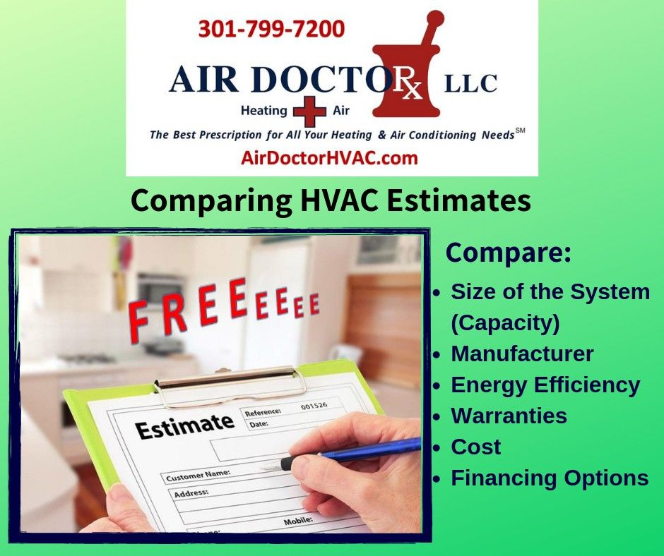 Pin By Air Doctor Heating Air On Hvac Tips Heating And Air