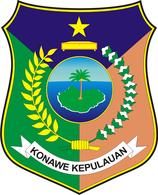 Konawe Kepulauan Kepulauan, Kota
