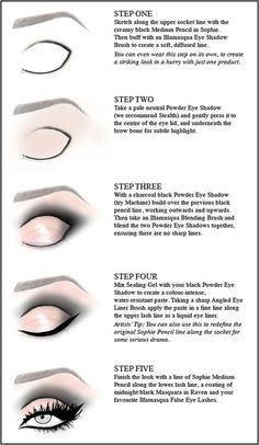 How To Do Smokey Eye Makeup     Top 10 Tutorial Pi