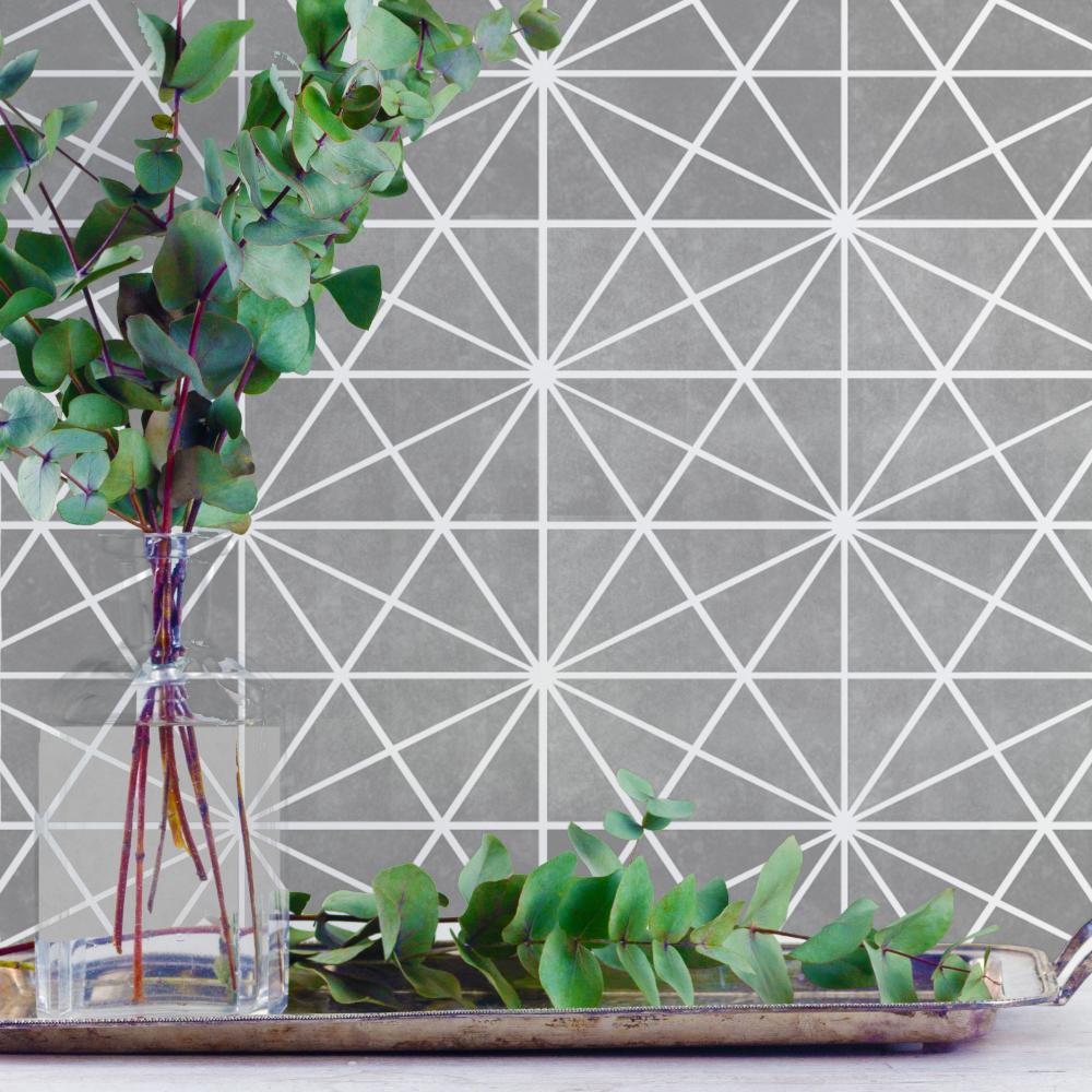 Exterior Wall Tiles Designs Indian Houses Single Floor: Floor Wall Indian Mandala Large