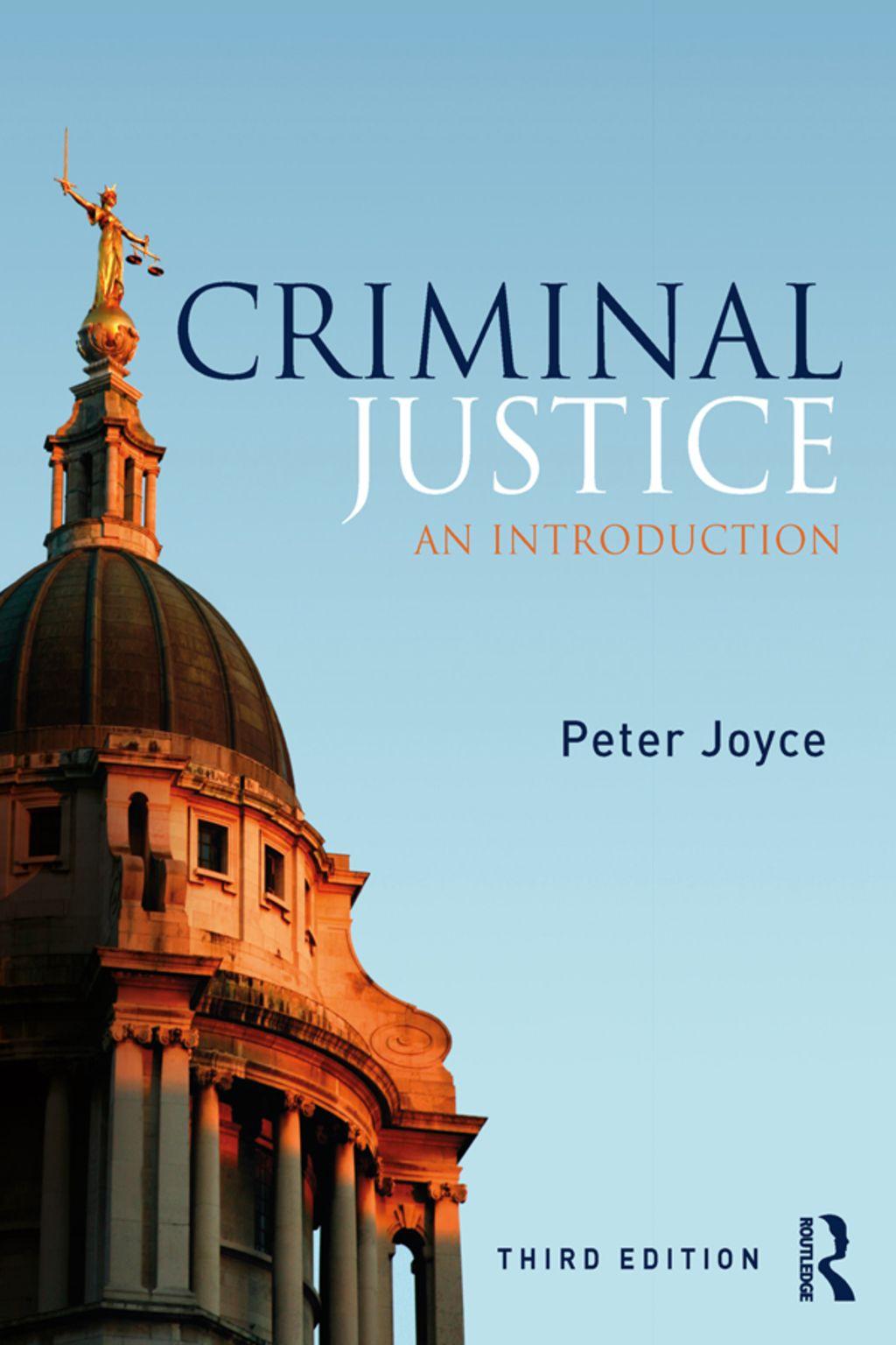 Criminal Justice Ebook Rental