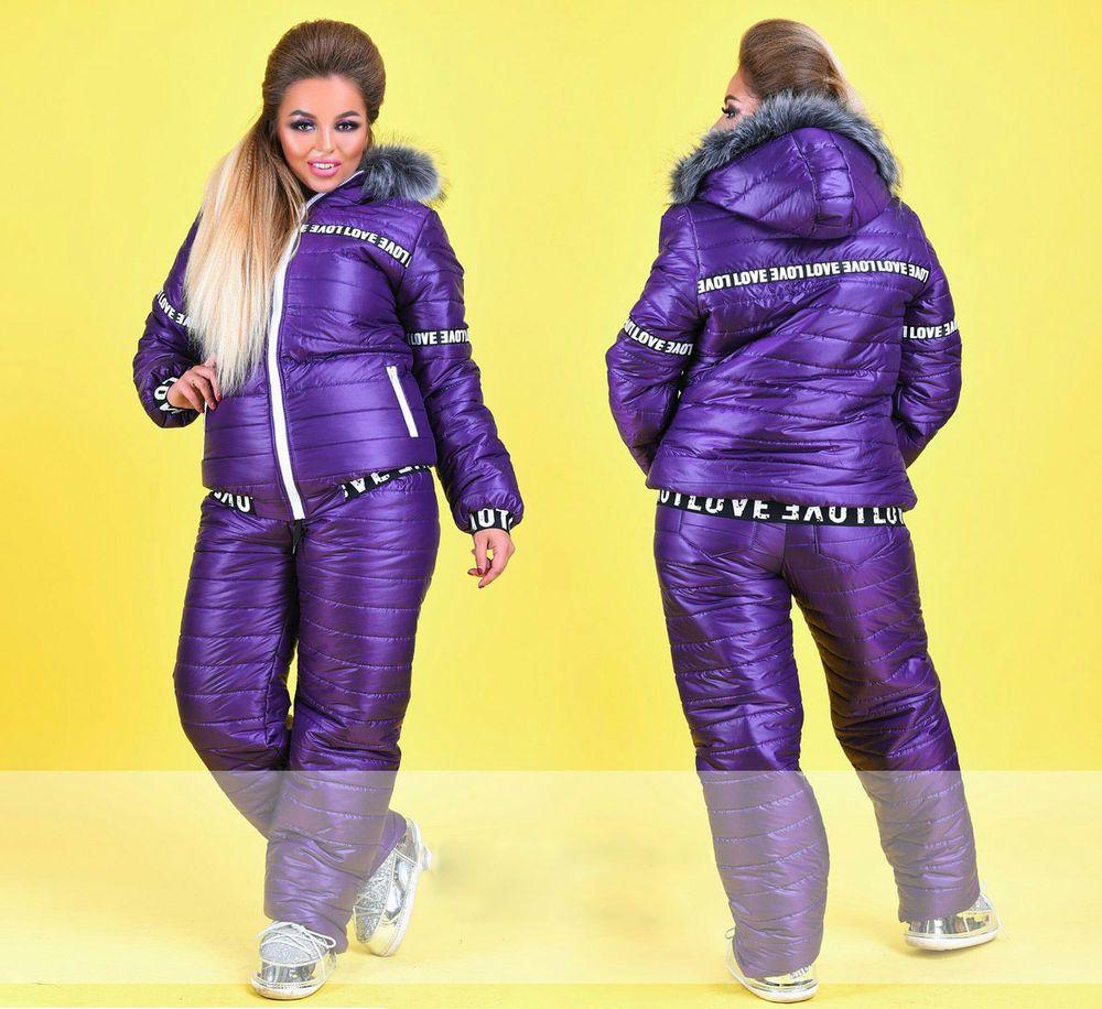 Women Warm Winter Jumpsuit Waterproof Ski Snow Suit Outdoor Sport Overall FR
