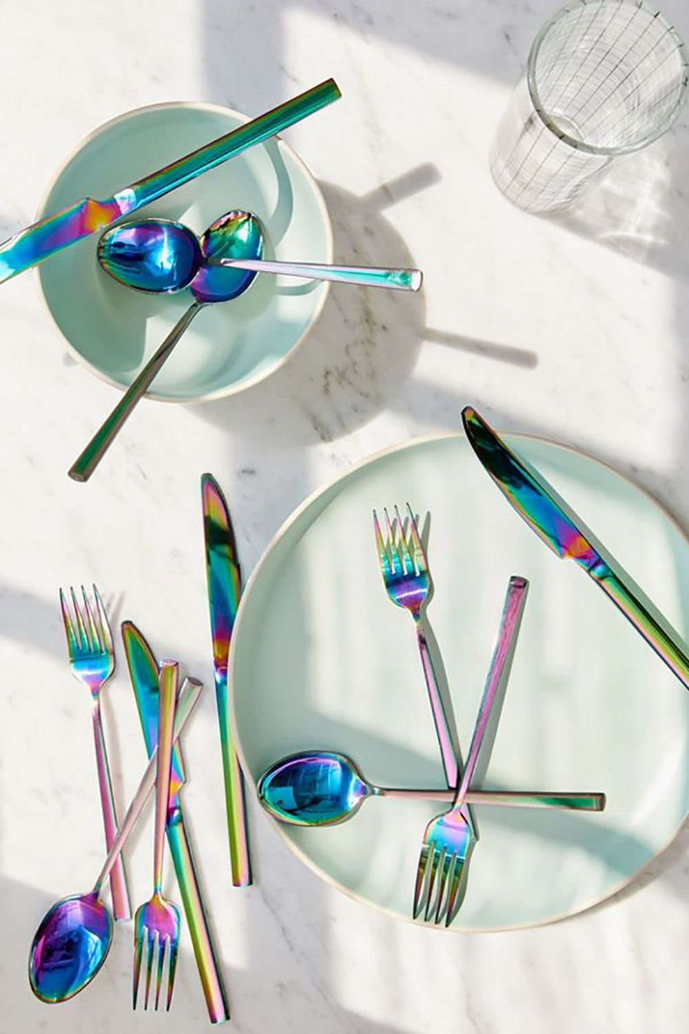 The Coolest Gifts From Urban Outfitters Home Sale Flatware Set Modern