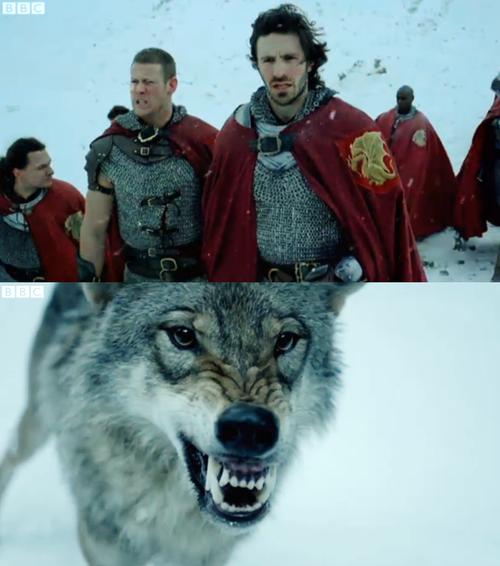 Best scene in the series: when a dozen knights where ...
